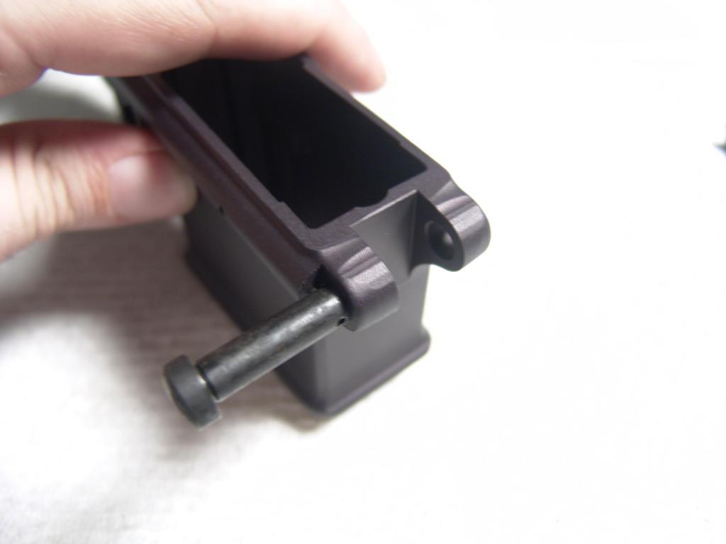 Pressed Pivot Pin : Procar installarfrontpivot